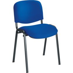 LincolnConference Stacking Chair Blue